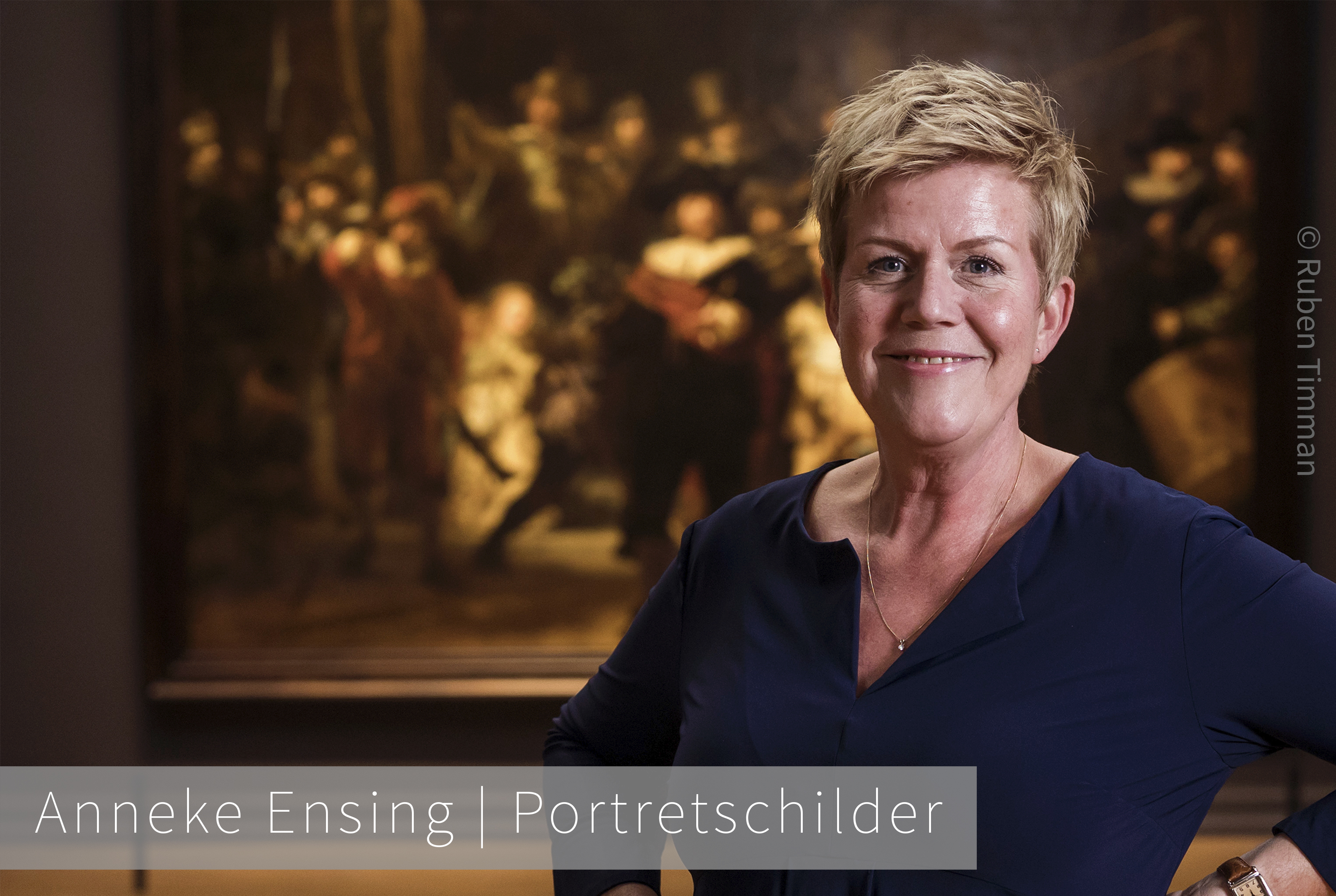 02 - Homepage - Anneke Ensing in grote kerk - Met titel